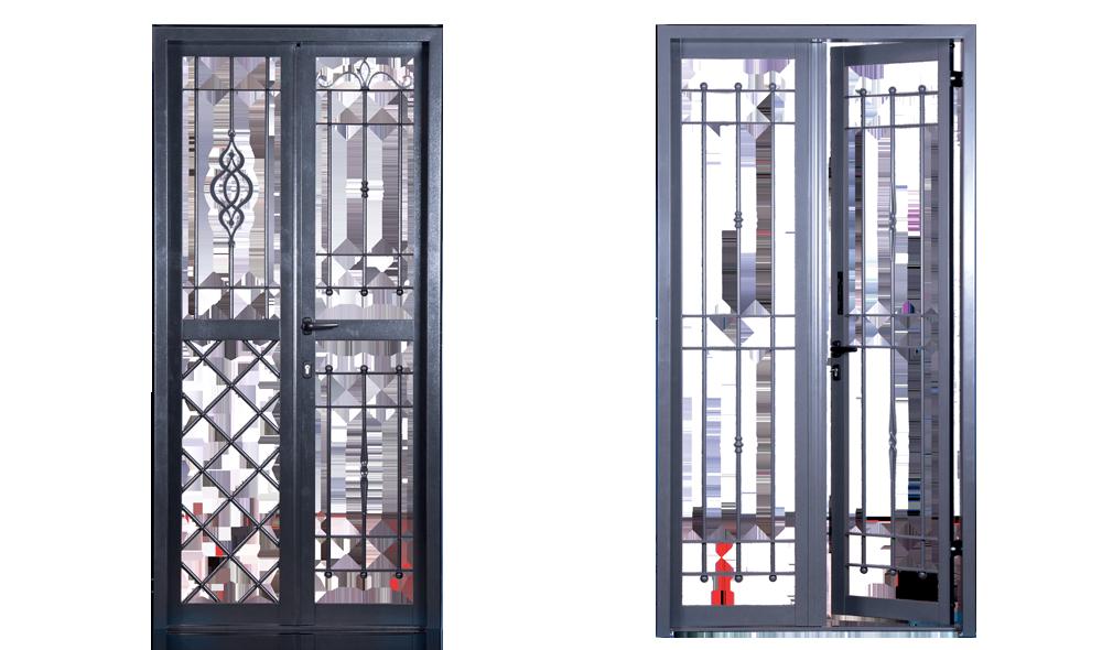 Modelli di grate in ferro - Grate finestre in ferro ...